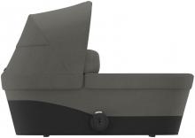 Cybex GAZELLE S Cot Soho Grey mid grey