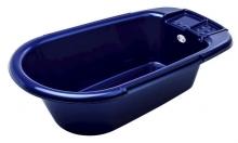 Rotho bathtub Bella Bambina blue pearl