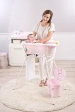 Rotho Ideal Bathtub-set Top tender rosé pearl