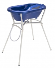 Rotho Ideal Bathtub-set Top royal blue pearl
