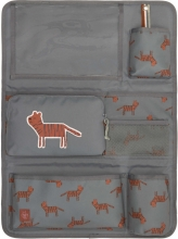Lässig Car Wrap-To-Go Organiser Safari Tiger