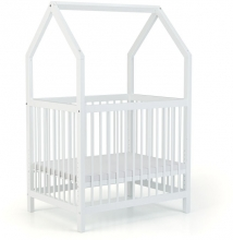 Geuther Cozy-Do 4-in-1 Playpen 75 x 100 cm white
