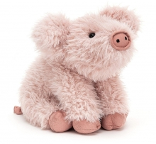 Jellycat Curvie Pig 24cm
