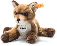 Steiff 074035 Foxy Baby fox 19cm brown