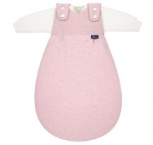 Alvi Baby-Mäxchen® 3 pcs. Special Fabric 56/62 Quilt rosé