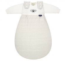 Alvi Baby-Mäxchen® 3 pcs. Organic Cotton Ringlets Koala grey 50/56