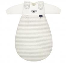 Alvi Baby-Mäxchen® 3 pcs. Organic Cotton Ringlets Koala grey 56/62