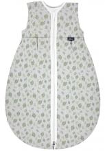 Alvi Sleeping bag Mäxchen-Thermo Organic Cotton Drifting Leaves 100cm