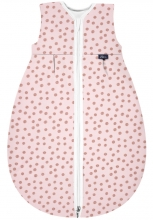 Alvi Sleeping bag Mäxchen-Thermo Organic Cotton Curly Dots 70 cm