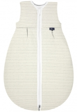 Alvi Sleeping bag Mäxchen-Thermo Organic Cotton Ringlets 100cm grey