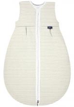 Alvi Sleeping bag Mäxchen-Thermo Organic Cotton Ringlets 110cm grey