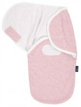 Alvi Swaddle Harmonie Special Fabric Quilt rosé