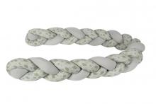 Alvi Bumper braided Organic Cotton Drifting Leaves