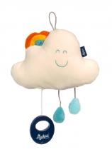 Sigikid 42443 Musical Toy Cloud blue