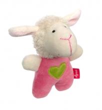 Sigikid 42802 Rattle sheep RedStars