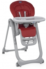 Chicco Highchair Polly Magic Relax Red Passion