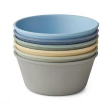 Liewood Irene bowl 6pcs. peppermint mix