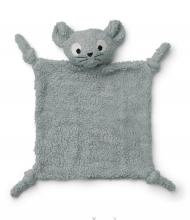 Liewood Lotte Cuddle cloth Mouse blue fog