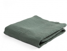 Sebra Baby blanket midnight green